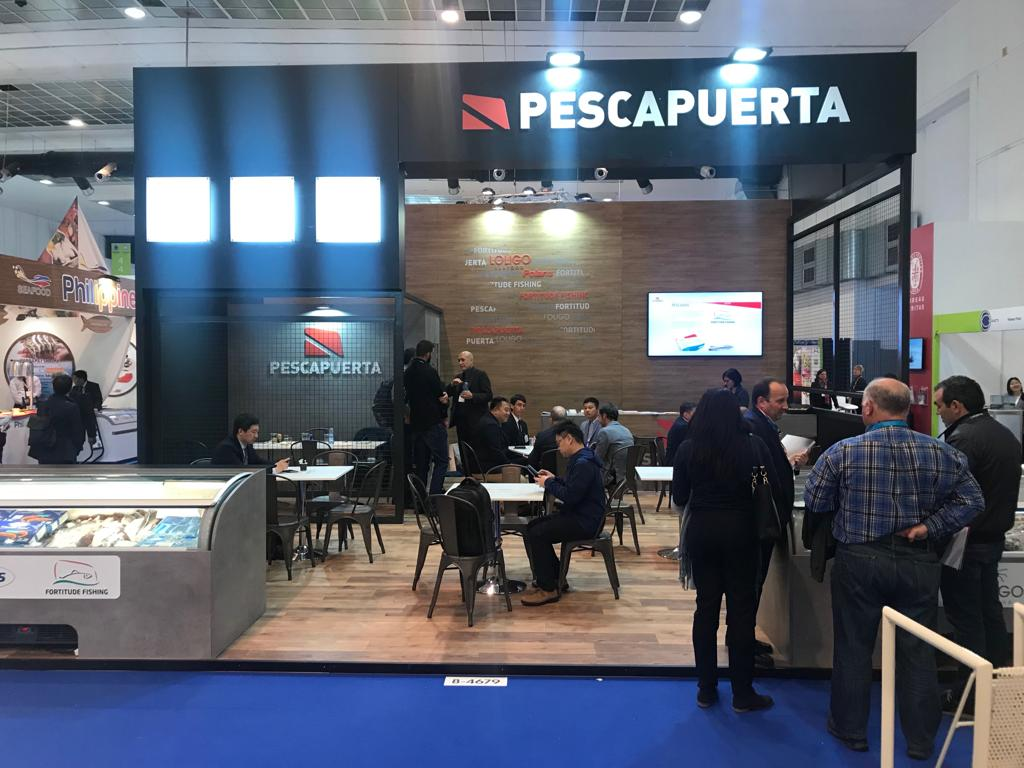 Pescapuerta will be present in the Brussels Seafood Expo 2019
