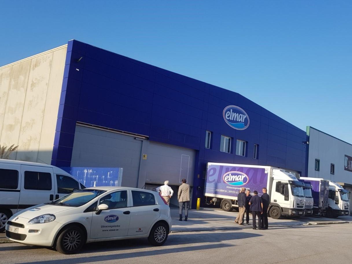 PESCAPUERTA'S MANAGEMENT VISITS ELMAR'S COMMERCIAL OFFICES